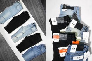 Bán sỉ quần jean nam cao cấp, nguồn hàng quần jean giá sỉ