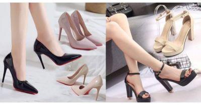 Top xưởng sỉ giày nữ giá rẻ chất lượng tại Quận 2, TP.HCM