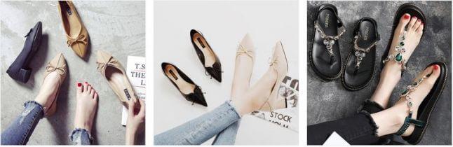 Top xưởng sỉ giày nữ giá rẻ chất lượng tại Quận 5, TP.HCM
