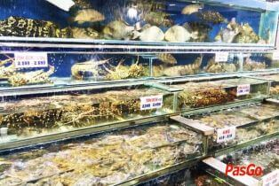 Top cửa hàng bán hải sản tươi sống sạch, uy tín tại Cần Giờ TP.HCM