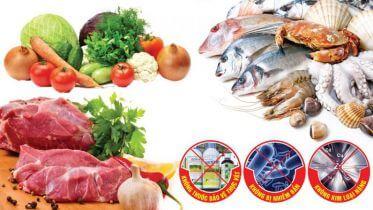 Top cửa hàng bán hải sản đông lạnh tươi ngon, uy tín tại Cần Giờ TP.HCM