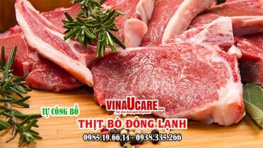 Top cửa hàng bán thịt bò đông lạnh tươi ngon, uy tín tại Hóc Môn TP.HCM