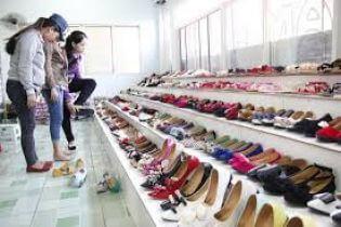 Top xưởng sỉ giày nữ giá rẻ chất lượng tại Hải Phòng
