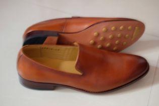Top xưởng sỉ giày nam giá rẻ chất lượng tại Q.Cẩm Lệ, Hải Phòng