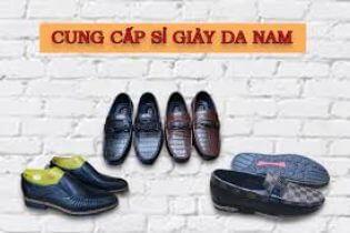 Top xưởng sỉ giày nam giá rẻ chất lượng tại Q.Liên Chiểu, Đà Nẵng