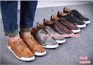 Top xưởng sỉ giày nam giá rẻ chất lượng tại Q.Sơn Trà, Đà Nẵng