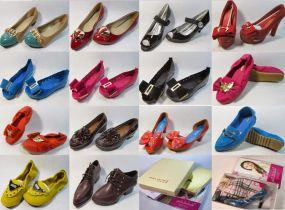 Top xưởng sỉ giày nữ giá rẻ chất lượng tại H.Cát Hải, Hải Phòng