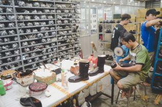 Top xưởng sỉ giày nữ giá rẻ chất lượng tại H.Củ Chi, TP.HCM