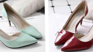 Top xưởng sỉ giày nữ giá rẻ chất lượng tại H.Thạch Thất, Hà Nội