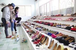 Top xưởng sỉ giày nữ giá rẻ chất lượng tại Q.Liên Chiểu, Đà Nẵng