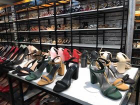 Top xưởng sỉ giày nữ giá rẻ chất lượng tại Q.Sơn Trà, Đà Nẵng