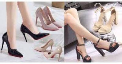 Top xưởng sỉ giày nữ giá rẻ chất lượng tại Tx.Sơn Tây, Hà Nội