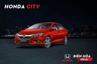 Honda City Biên Hòa, Giá xe Honda City tại Đồng nai