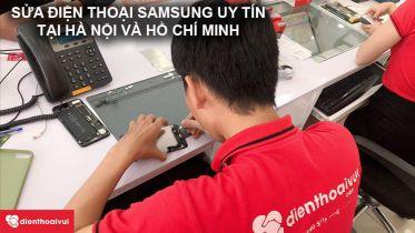 Top cửa hàng bán sửa chữa điện thoại Samsung tốt nhất tại Điện Biên