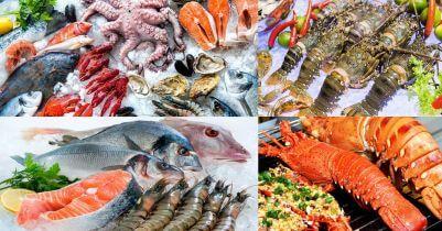 Hải sản tươi sống TpHCM, vựa hải sản tươi sống Gò Vấp