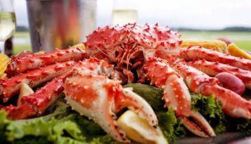 Top cửa hàng bán cua biển tươi sống tại Bình Dương