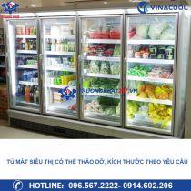 Top cửa hàng bán tủ mát chất lượng tại Quận Tân Phú, TP.HCM