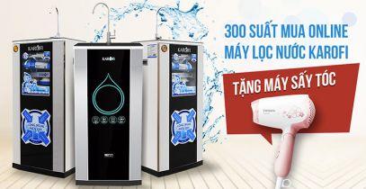 Top cửa hàng bán máy lọc nước chất lượng tại H.Thạch Thất, Hà Nội