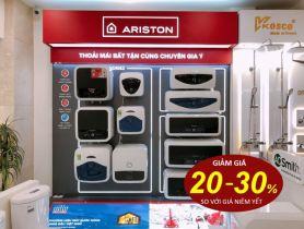 Top cửa hàng bán máy nước nóng tại H.Thường Tín, TP.HCM