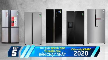 Top cửa hàng bán tủ lạnh chất lượng tại H.Thanh Oai, Hà Nội