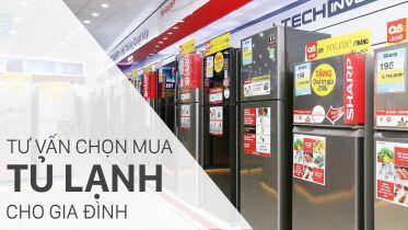 Top cửa hàng bán tủ lạnh chất lượng tại H.Thanh Trì, Hà Nội