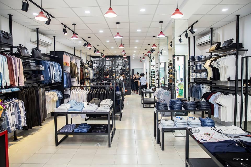 Cửa hàng thời trang 4MEN Âu Cơ