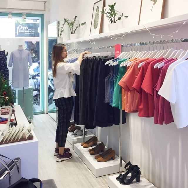 Danh sách shop bán áo sơ mi cho nữ tại Quận 3