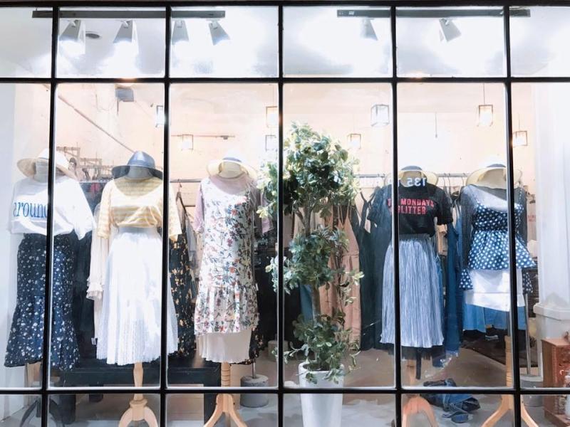 Danh sách shop váy đầm nữ đẹp trên đường Huỳnh Văn Bánh