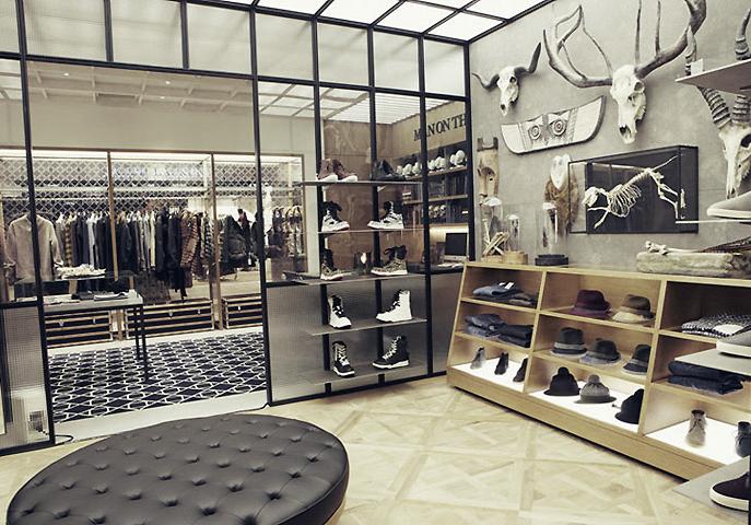 Shop thời trang Ấn Tượng
