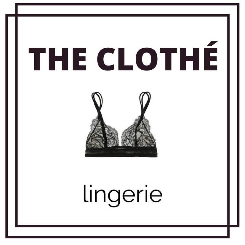 Thời trang đồ lót nữ The Clothé