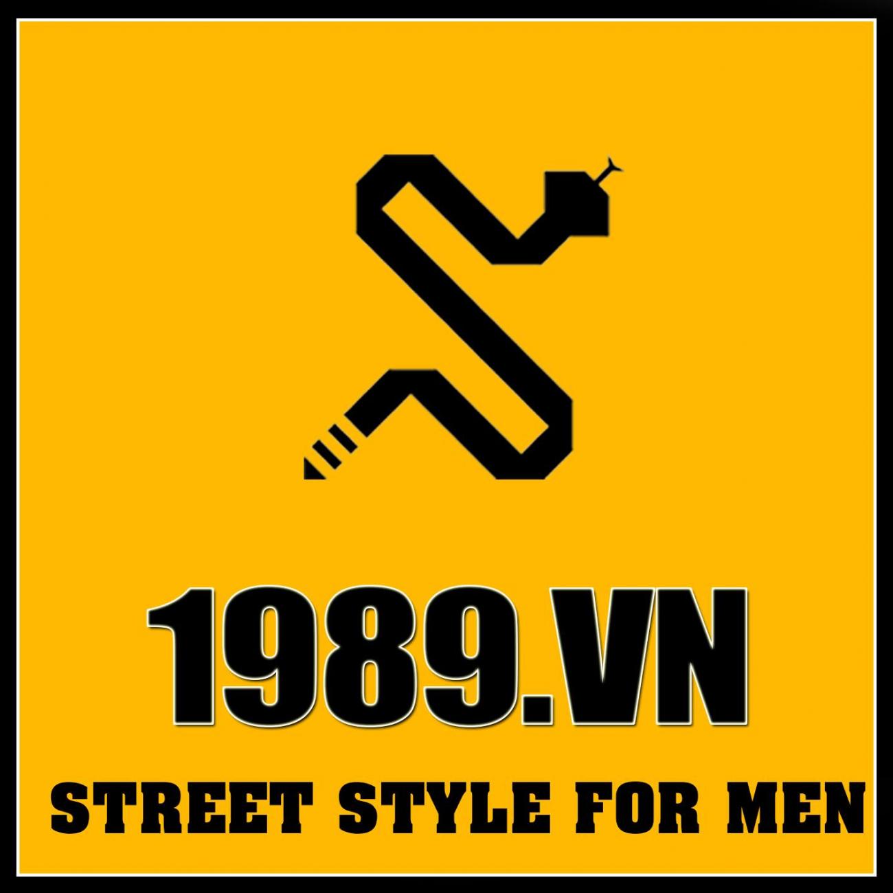 Thời trang nam 1989