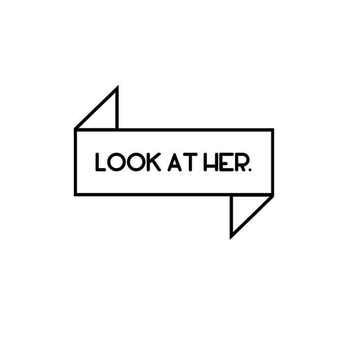 Thời trang nữ LOOK AT HER