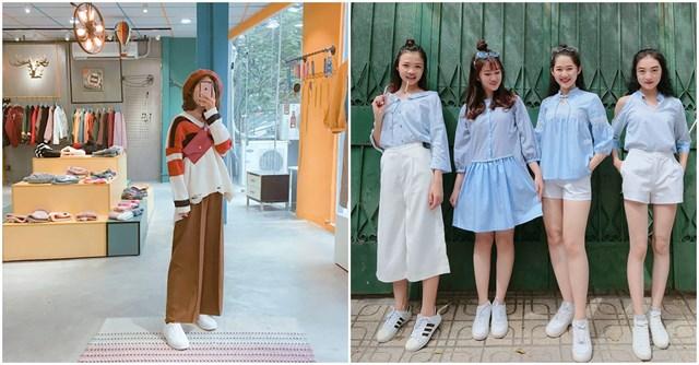 Top 7 shop quần áo nữ tại TPHCM