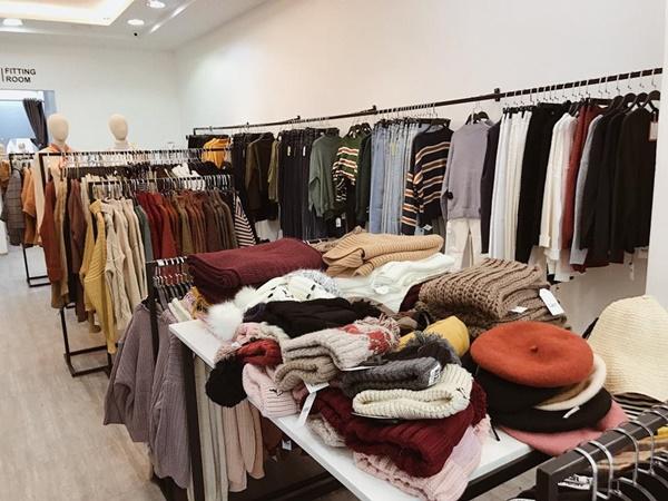 Top những shop thời trang nữ đẹp quận Phú Nhuận