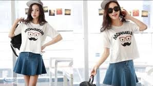 Top shop áo thun nữ đẹp dành cho tuổi teen quận Phú Nhuận