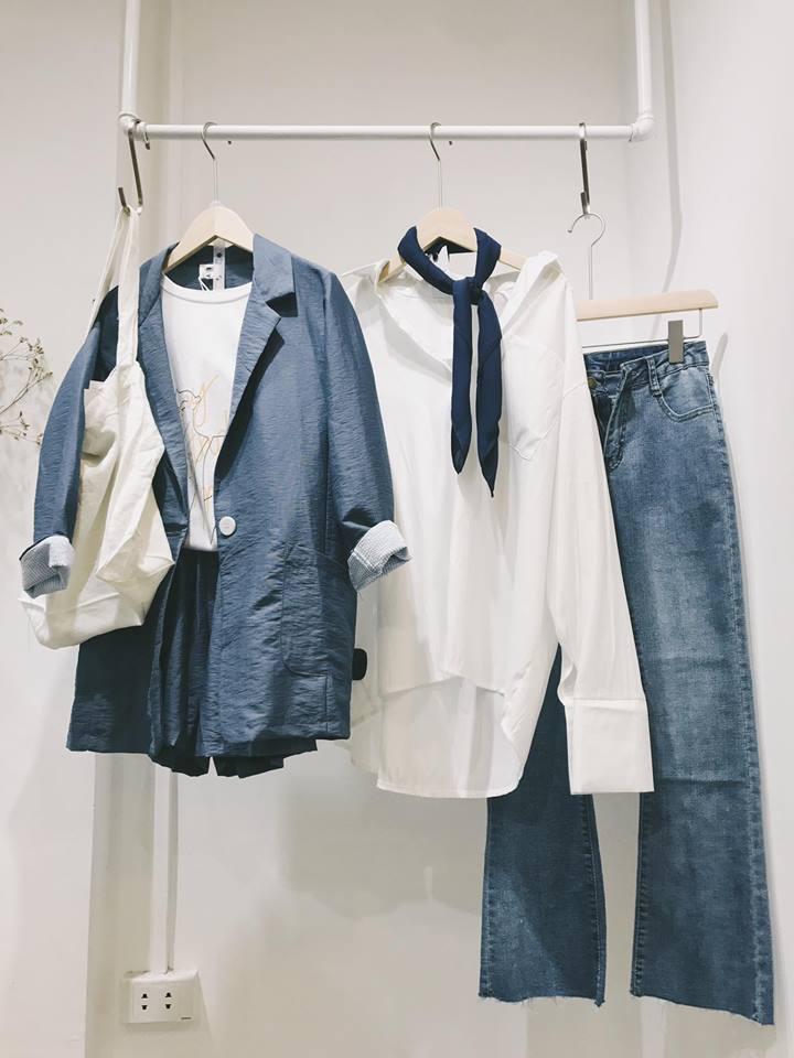 Top shop quần áo nữ Hàn Quốc đẹp tại TPHCM