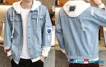 Danh sách shop bán áo khoác jean nam đẹp tại TPHCM