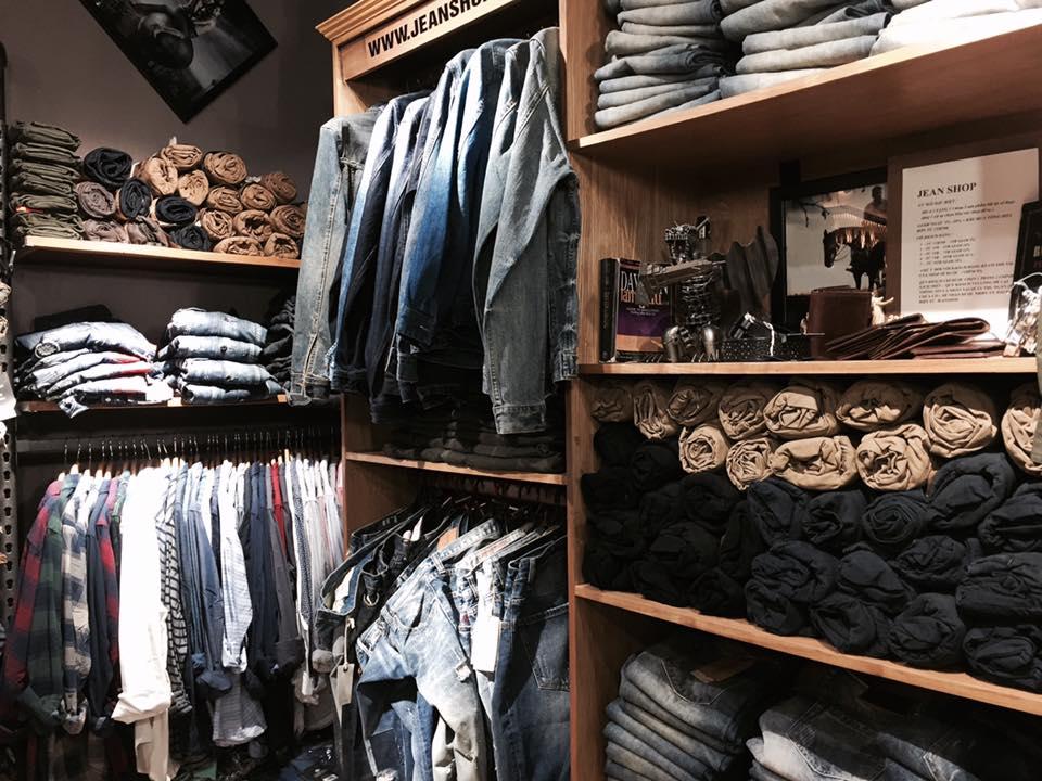 Danh sách shop thời trang nam tại Quận 6