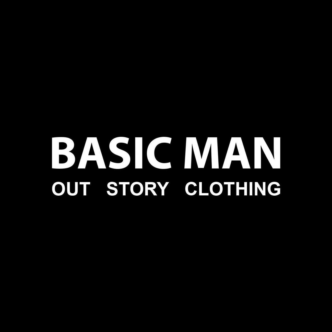 Thời trang nam Basic Man