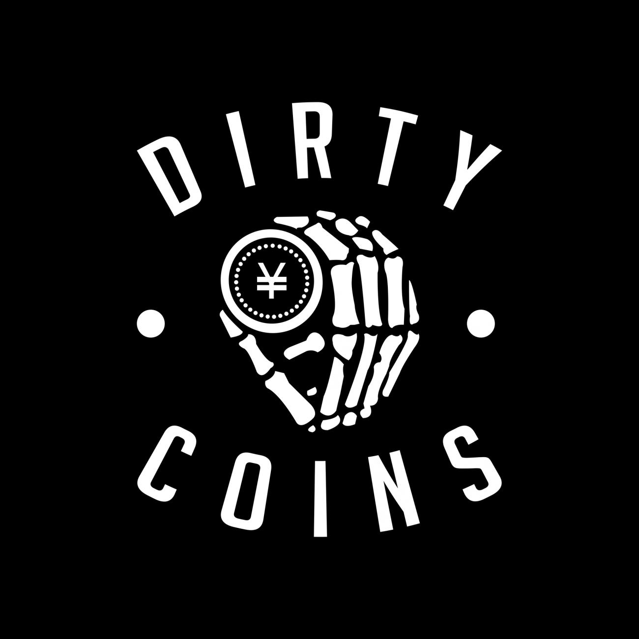 Thời trang nam Dirty Coins