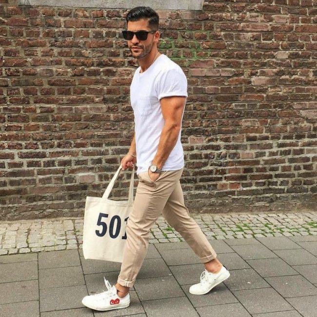 Danh sách shop bán quần kaki cho nam đẹp tại Phú Nhuận
