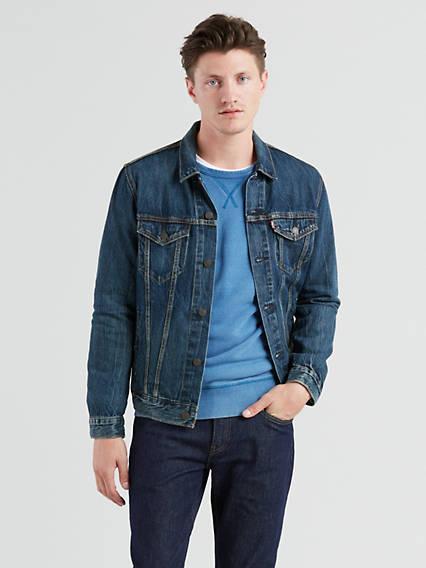 Top shop bán áo khoác denim cho nam đẹp tại Gò Vấp