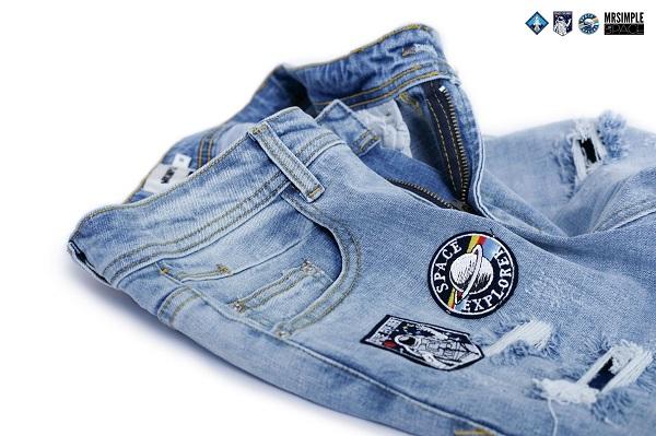 Top shop bán quần Jean cho nam chất trên đường Quang Trung