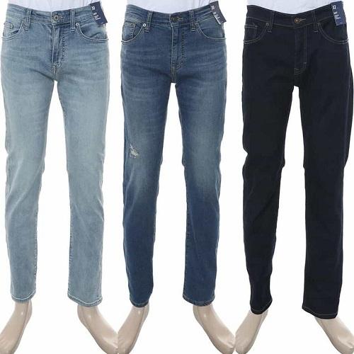 Top shop bán quần jean cho nam đẹp trên đường CMT8
