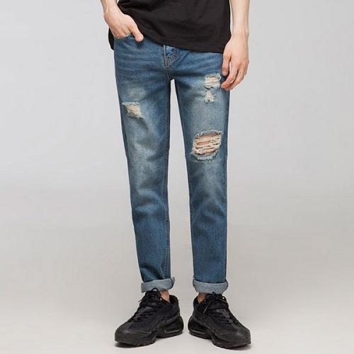 Top shop bán quần jean cho nam đẹp trên đường Trường Chinh