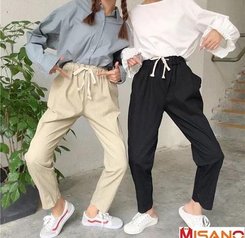 Top shop bán quần kaki cho nữ đẹp tại Quận 3