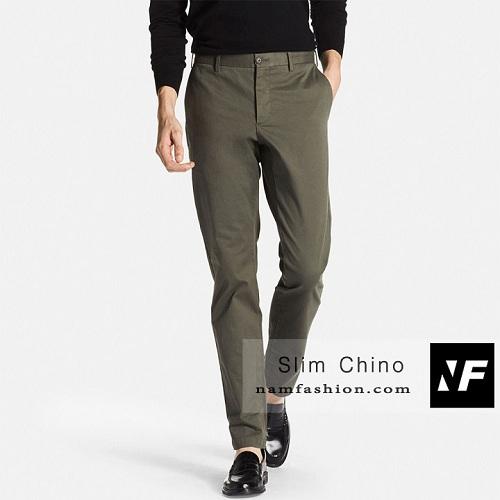Danh sách shop bán quần kaki,chinos cho nam đẹp tại Củ Chi