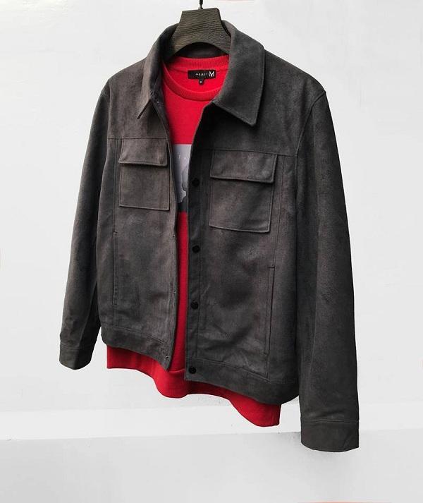 Top shop bán áo khoác cho nam phong cách tại Củ Chi