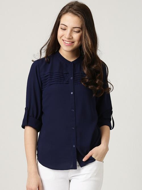 Top shop bán áo sơ mi cho nữ đẹp tại quận Tân Bình
