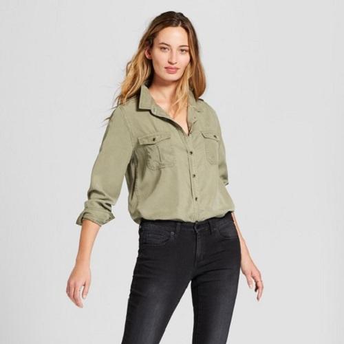 Top shop bán áo sơ mi cho nữ đẹp trên đường Cách Mạng Tháng 8